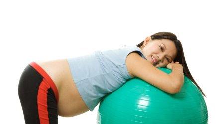zwanger balzitten